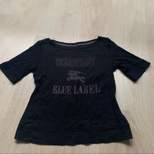 Burberry Blue Label Authentic Diamanté Shirt